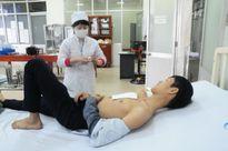 6 người nhập viện do sự cố pháo hoa đêm giao thừa