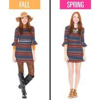 Bí quyết mix trang phục mặc quanh năm vẫn mới mẻ