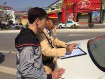 Hà Nội: Đội CSGT số 9 ra quân xử lý vi phạm giao thông