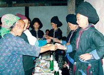 Nghi lễ cúng tết của người Dao Khâu Sìn Hồ
