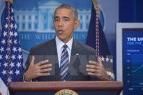Tổng thống Mỹ đề xuất 4.100 tỷ USD ngân sách tài khóa 2017