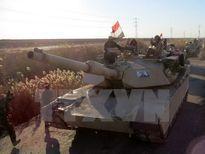 Quân đội Iraq giành lại kiểm soát khu vực Đông Ramadi