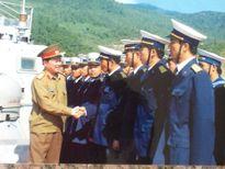 Thượng tướng Nguyễn Huy Hiệu: Ký ức khó quên cùng chiến sỹ biên giới, hải đảo