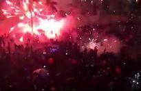 Sự cố pháo hoa ở Quảng Ngãi: Do pháo ẩm?