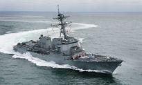 Tàu chiến Mỹ - Ấn tuần tra Biển Đông, thách thức Trung Quốc