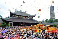 Những điểm đi lễ cầu lộc đầu năm hút khách quanh Hà Nội