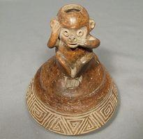 Ngắm hình tượng khỉ trên cổ vật độc đáo của thế giới