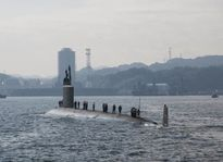 Mỹ điều tàu ngầm tấn công đến Hàn Quốc