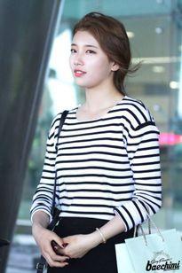 """Học lỏm gu thời trang sân bay đơn giản mà """"chất lừ"""" của Suzy"""