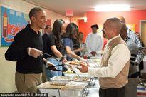 Obama làm đầu bếp, Kim Jong Un đáp chuyên cơ thị sát, bà Merkel chụp ảnh selfie
