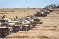 Thổ Nhĩ Kỳ tập trung binh lực lớn trên biên giới Syria, điều gì sẽ xảy ra?
