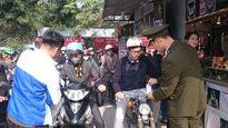 Hà Nội: 'Tung' 200 trinh sát hình sự để hỗ trợ bảo vệ chùa, lễ hội