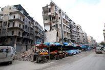 """Phương Tây """"ép"""" Nga ngừng ném bom Syria"""