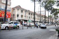 TP.HCM: Ô tô rụng bánh trước cổng Bệnh viện Từ Dũ