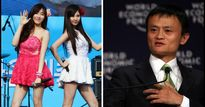 """Jack Ma vung tiền để trở thành """"ông trùm"""" của loạt siêu sao Hàn Quốc"""