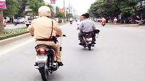 Cảnh sát được phép truy đuổi người vi phạm giao thông khi nào?