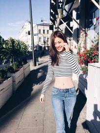 Bí quyết giảm 7kg trong 2 tháng của Á hậu Diễm Trang