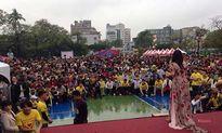 Sôi nổi các hoạt động đón Tết, vui Xuân của người Nghệ An ở Đài Loan