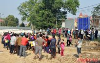 Náo nức hội Xuân ở Con Cuông