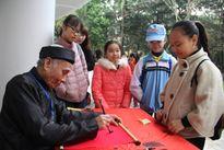 Bảo tàng Dân tộc học VN tổ chức 'bữa tiệc văn hóa' vui xuân Bính Thân