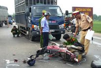 6 ngày Tết: Hơn 400 người thương vong vì tai nạn giao thông