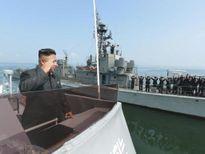 Liên Hiệp Quốc: Tàu chiến Triều Tiên dùng radar Nhật Bản