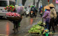 Khu vực Hà Nội có mưa nhỏ