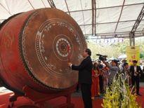 Lễ khai hội chùa Bái Đính lớn nhất Đông Nam Á
