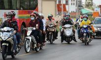 Nỗi khổ kẹt xe của dân miền Tây kéo về TP.HCM sau Tết