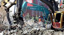 Đài Loan ngừng tìm kiếm nạn nhân động đất, chốt danh sách 116 người chết