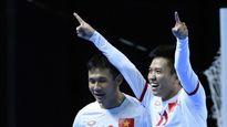 Tuyển futsal Việt Nam vào tứ kết giải châu Á