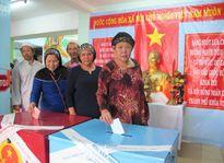 Tạo thuận lợi cho đồng bào các tôn giáo tham gia công tác bầu cử