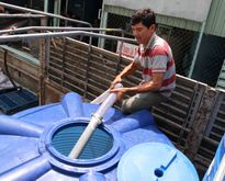 60.000 hộ dân Bến Tre xài nước máy mặn 1,6g/lít