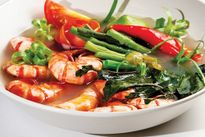 Hấp dẫn các món chua Đông Nam Á