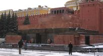 Lăng Lenin bị do thám bằng máy bay không người lái