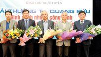 Vinh danh nghiên cứu Việt mang tầm quốc tế