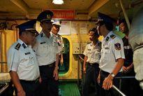 Vùng Cảnh sát biển 3 đón nhận Huân chương Bảo vệ Tổ quốc hạng 3