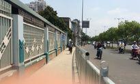 Phấn khởi với dải phân cách, tạo vỉa hè riêng cho người đi bộ Sài Gòn