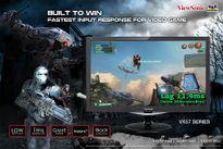 ViewSonic ra mắt màn hình độ trễ thấp VX57 chuyên game