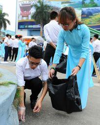 1.500 người tham gia 'Nâng cao hình ảnh du khách Việt'