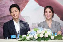 """ĐD """"Hậu duệ mặt trời"""" nói về quan hệ của Joong Ki-Hye Kyo"""