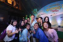 Ninh Dương Lan Ngọc và Kim Lý khuấy động bữa tiệc hè Hawaii giữa Sài Gòn