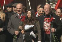 Đô vật Mỹ Monson viếng Lăng Lenin, ca ngợi Chủ nghĩa Xã hội