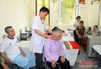 Kết hợp y học cổ truyền và y học hiện đại trong điều trị bệnh ở Bệnh viện Giao thông vận tải