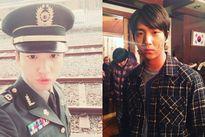 Sao Hàn 28/4: Park Shin Hye môi hồng xinh yêu, T.O.P hóa 'mỹ nữ' tóc bạch kim