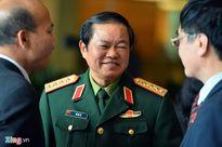 2 thứ trưởng Bộ Quốc phòng thôi chức để làm nhiệm vụ mới