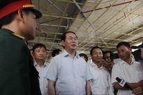 Chủ tịch nước mong các địa phương đảm bảo an ninh như Đà Nẵng