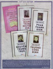 Tái bản tập san Sử Địa từng xuất bản ở Sài Gòn trước năm 1975