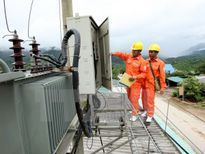 Hoàn thành nâng công suất trạm biến áp 110kV Bắc Việt Trì