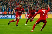 Loại Bayern đầy kịch tính, Atletico lọt vào chung kết Champions League